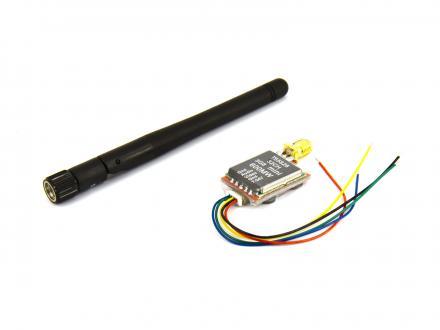 A/V sändare 5,8 GHz 32 kanaler 600 mW TS5828 för FPV