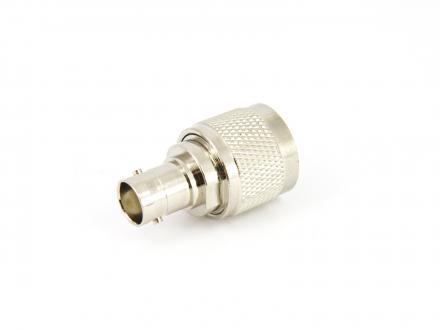 Adapter BNC hona till UHF PL259 SO239 hane
