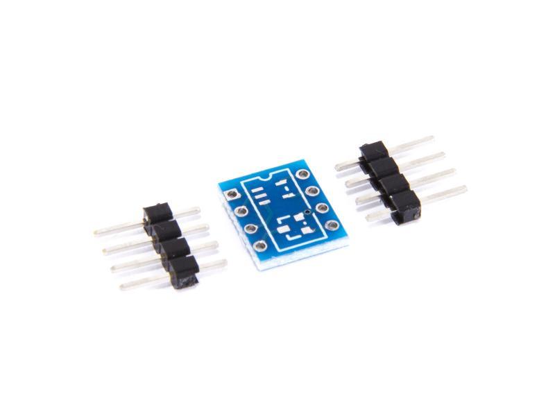 Adapterkort, SOT23, SOT25 och LCC-10