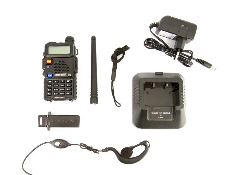 BaoFeng UV-5R Duobands amatörradio