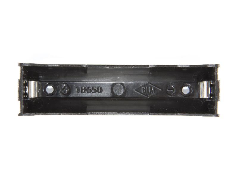 Batterihållare - 1x18650 Kretskortsmontage