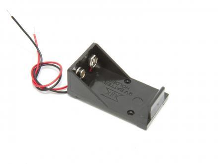 Batterihållare - 1x6LR61 (9Volt)