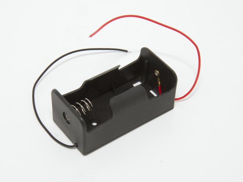 Batterihållare - 1xD (LR20)