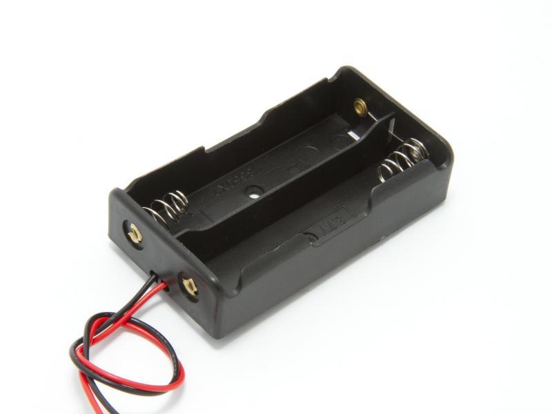 Batterihållare - 2x18650