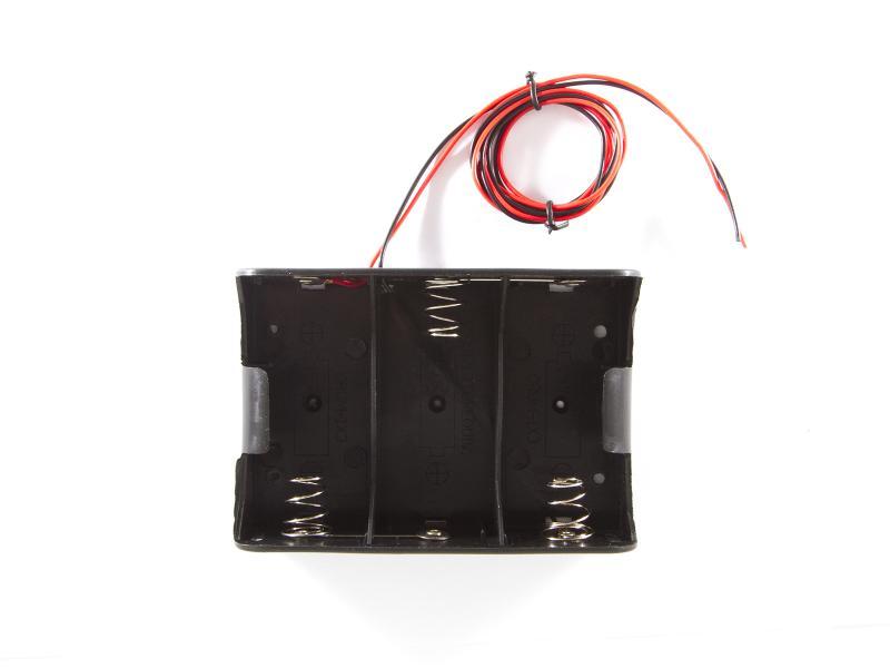 Batterihållare - 3xD (LR20)