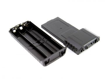 Batterikasset till BaoFeng för 6 st AA-batterier
