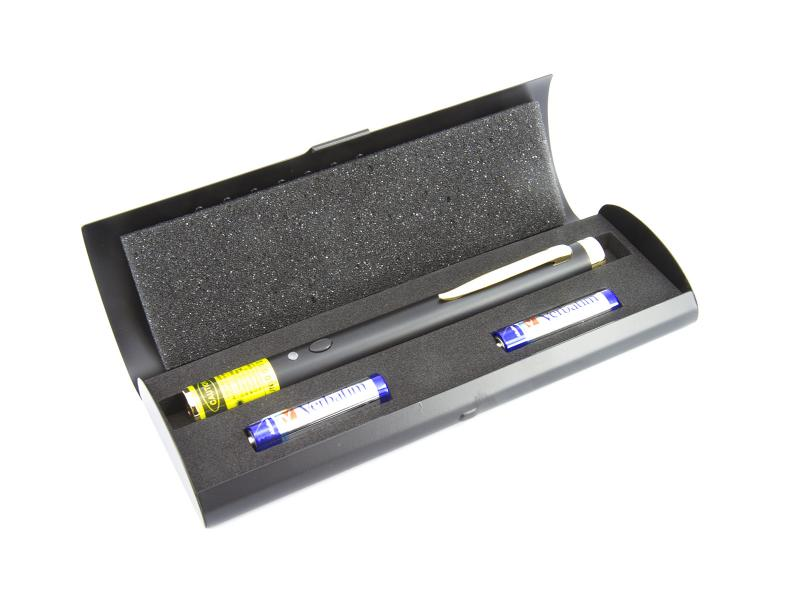 Blå laserpekare för proffs