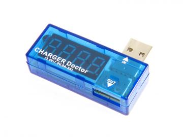 Charger Doctor USB-multimeter