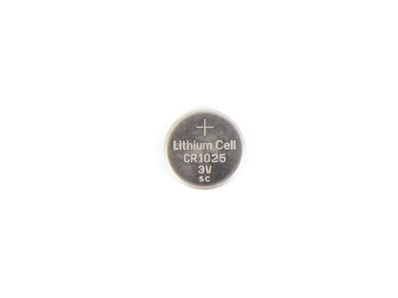 CR1025 Knappcellsbatteri