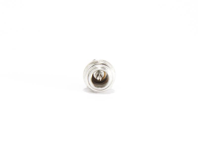 DC-kontakt för chassimontage 2,1 mm hona