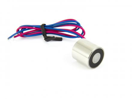 Degaussmagnet 2,5 kg 15x15 mm 12 volt
