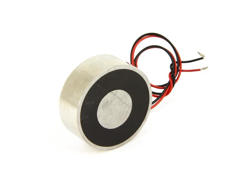 Degaussmagnet 20 kg 40x15 mm 12 volt