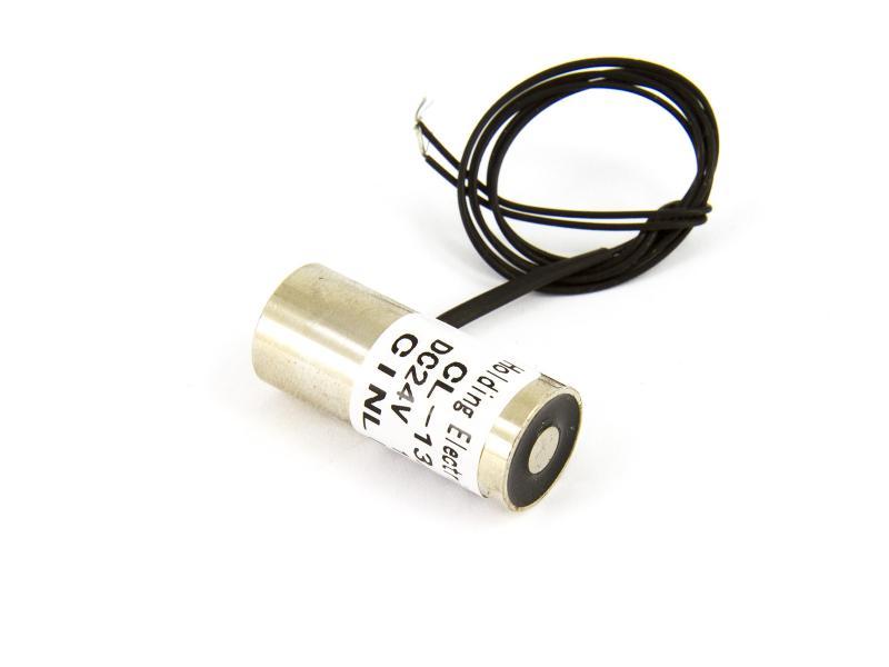 Elektromagnet 1 kg 13x30 mm 24 volt