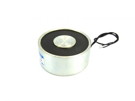 Elektromagnet 100 kg 80x38 mm 24 volt