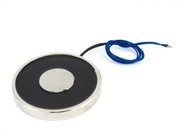 Elektromagnet 15 kg 70x9 mm 12 volt