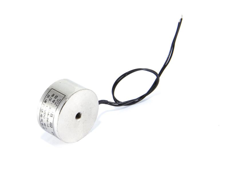 Elektromagnet 18 kg 34x18 mm 12 volt