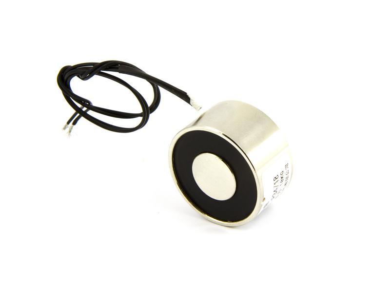 Elektromagnet 18 kg 34x18 mm 24 volt