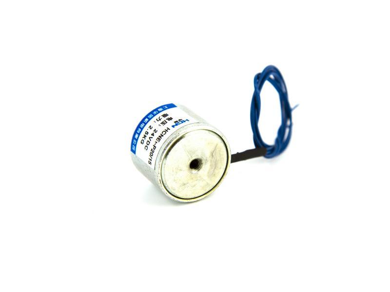 Elektromagnet 2 kg 20x15 mm 24 volt