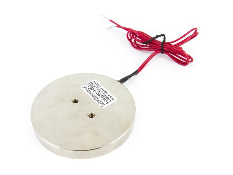 Elektromagnet 30 kg 80x10 mm 12 volt