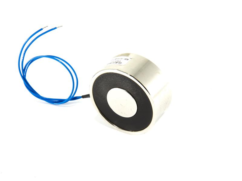 Elektromagnet 40 kg 49x21 mm 12 volt