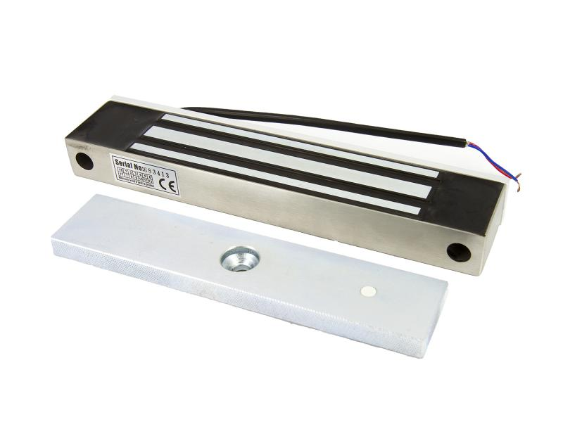 Elektromagnet/dörrhållare 280 kg 12 V IP68