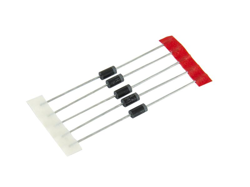 FR207 diod 2A 1000V 5st