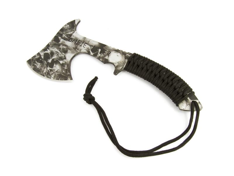 Fury Zombie Slayer Hatchet 9.75""