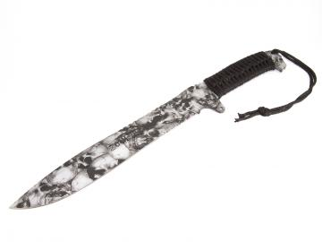 Fury Zombie Slayer Machete 16""