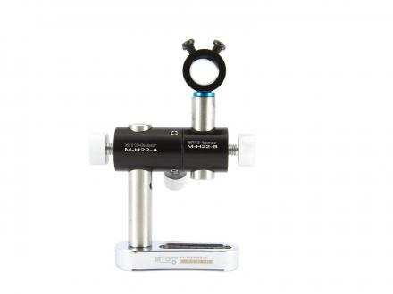 Hållare för lasermodul 13 mm, 3 axlar