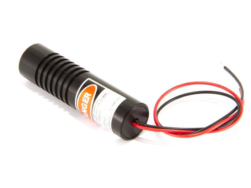 Lasermodul, grön 1mW