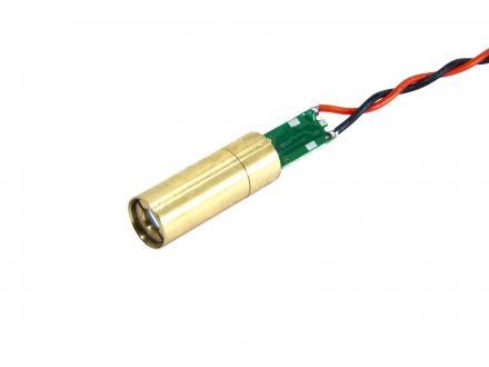 Lasermodul, grön 20mW