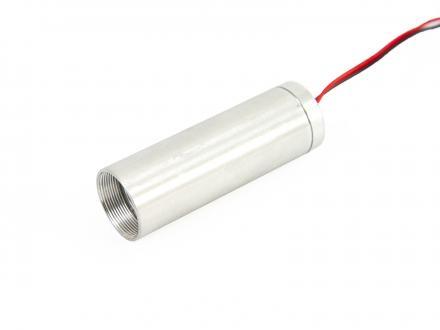 Lasermodul, röd 130 mW bredstrålig