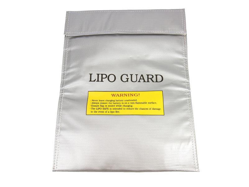 LiPo Guard laddpåse för säkrare laddning och förvaring