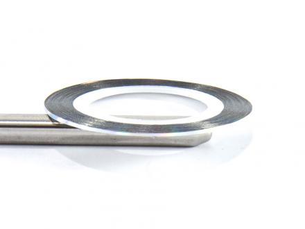 Nageltejp - Silver
