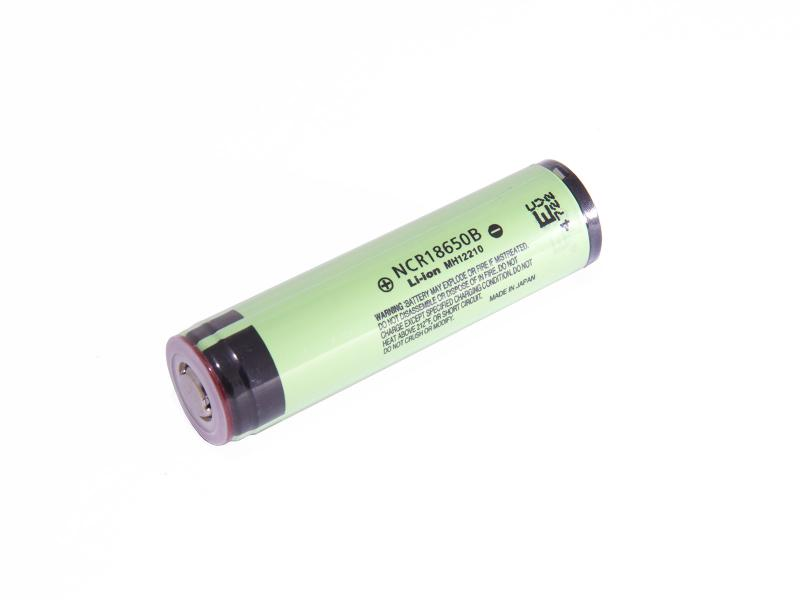 NCR18650B Panasonic Litiumbatteri 3,6 v 3350mAh PCB