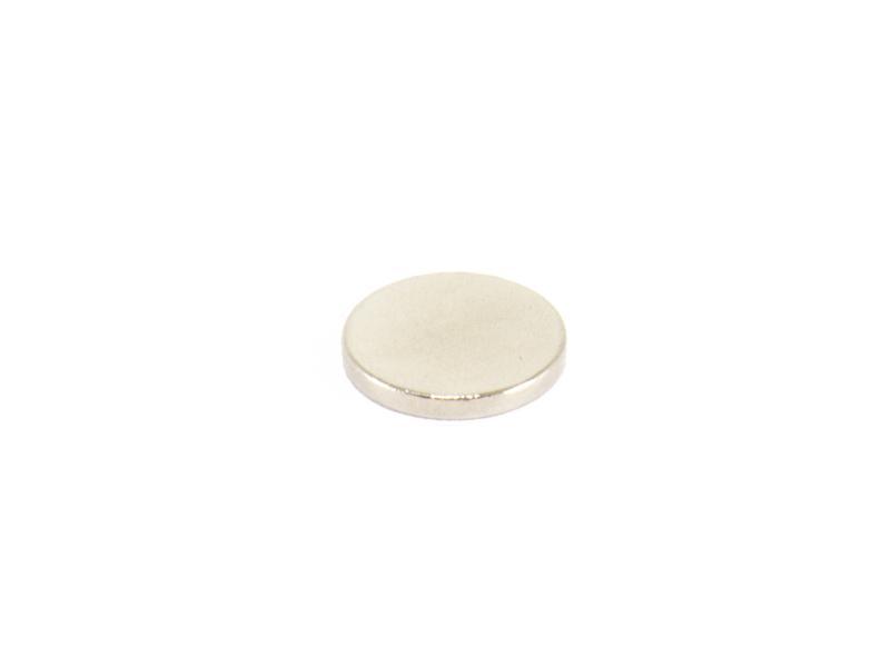 Neodymmagnet cirkulär D8xT1 mm
