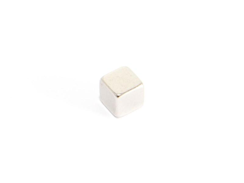 Neodymmagnet kubisk L4xB4xH4mm