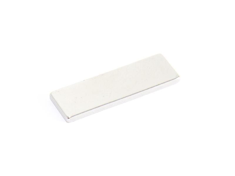 Neodymmagnet prismatisk 30x10x1,8 mm
