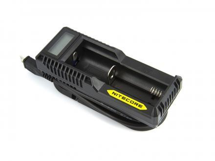 Nitecore UM10 USB-laddare för Lithiumbatterier