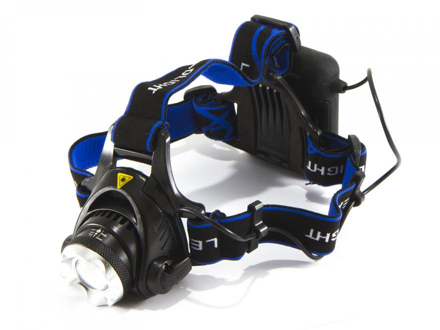 Pannlampa med Cree T6 LED