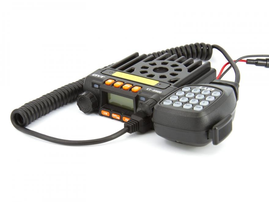 QYT KT8900 Duobands amatörradio mobilstation