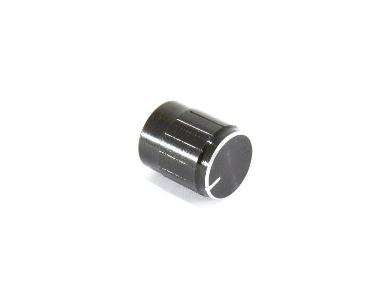 Ratt svart aluminium