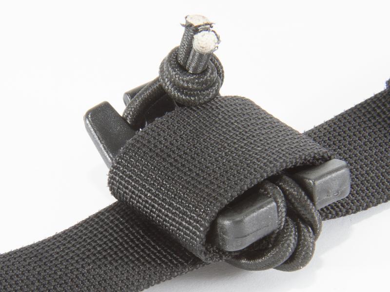 Remmkortare till ryggsäckar m.m.