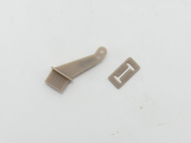 Roderhorn för snabbmontage - 20mm