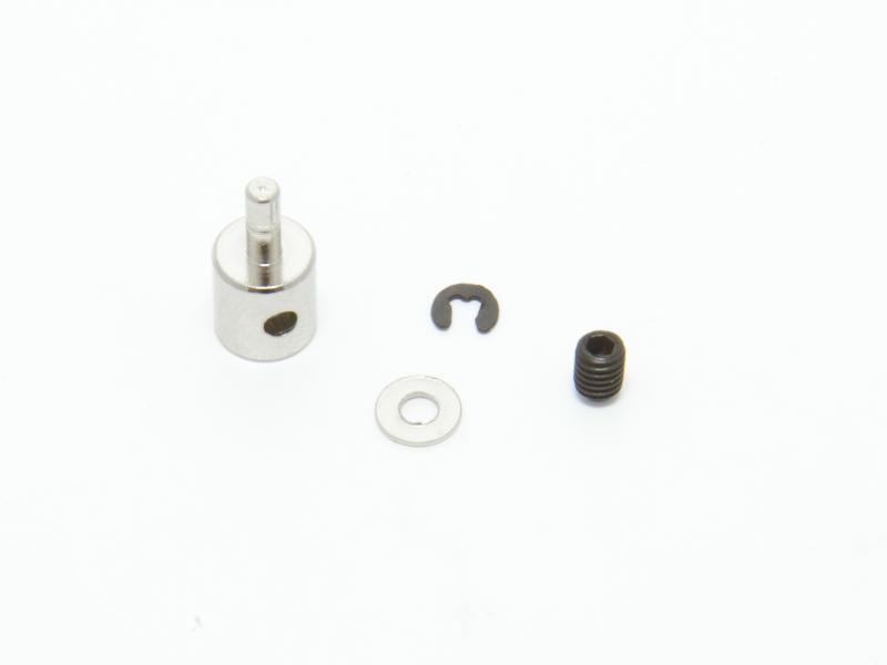 Servoanslutning 2,1mm