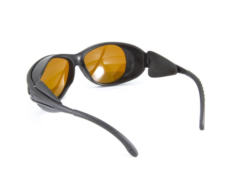Skyddsglasögon för grön laserstrålning 195-540nm