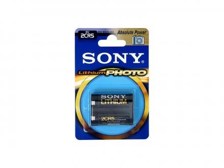 Sony 2CR5 litiumbatteri
