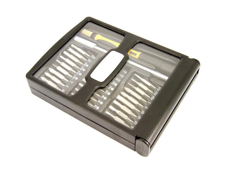 Sprotek STE-6038 mejselset 32 delar för smartphones mm.
