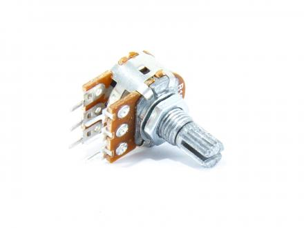 Stereopotentiometer 10K ohm