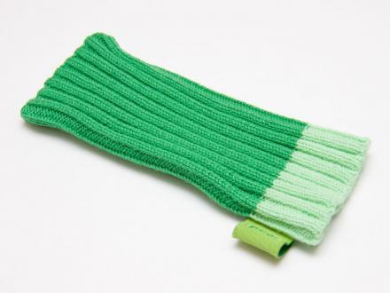 Strumpa för iPod Nano och mobil - Grön
